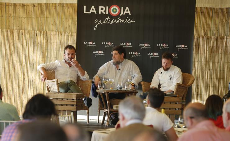 Todo el sabor de La Rioja, presente en Asturias