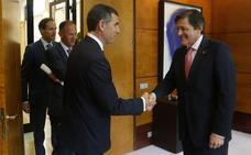 Teixeira: «Veremos con mucho cariño el plan industrial de China Three Gorges»