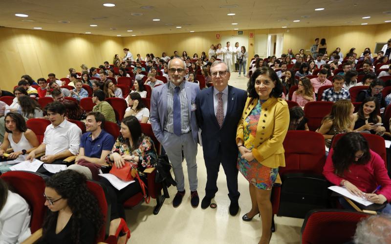 Los hospitales de Asturias recibe a 177 residentes