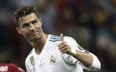 Cristiano ya es historia de la Champions y amenaza al Milan