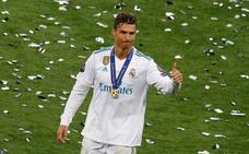 Cristiano Ronaldo: «Fue muy bonito estar en el Real Madrid, en los próximos días yo hablo»