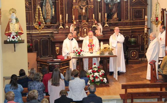 «Gracias por arremangaros por vuestra iglesia»