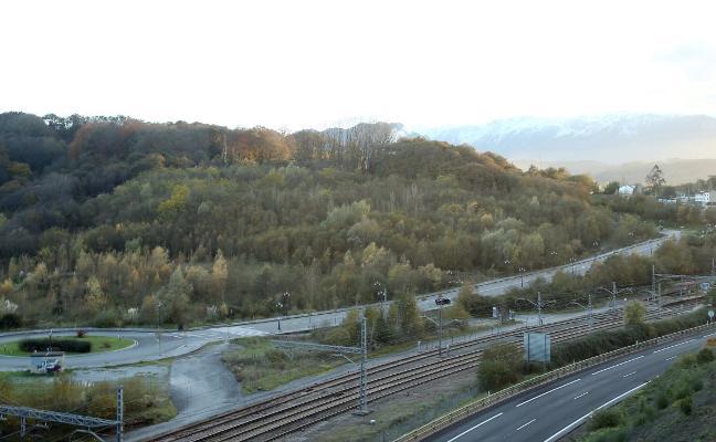 El plan del bosque de La Zoreda costará 3,1 millones y creará seis kilómetros de sendas