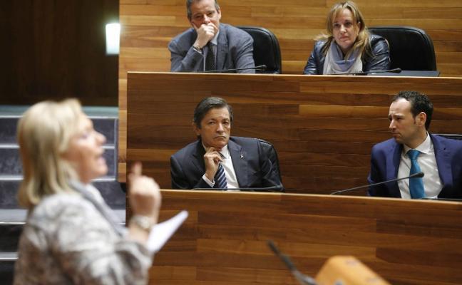 La moción desata las hostilidades entre el PP y el PSOE en Asturias