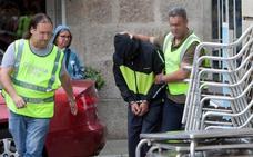 La Fiscalía pedirá prisión para el pirotécnico de Tui, detenido por segunda vez tras hallarse más zulos de explosivos