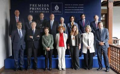 El jurado del Premio Princesa de Ciencias Sociales busca premiar «una inteligencia y una causa»