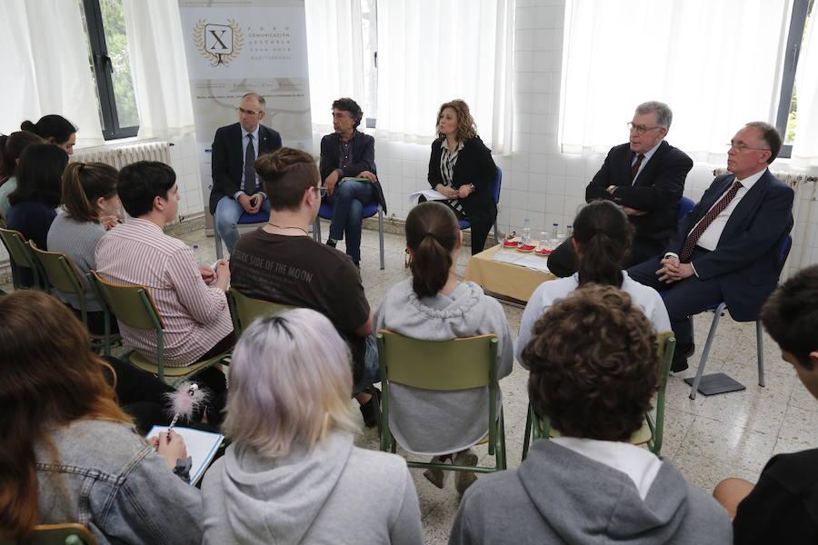 La Justicia, a debate en el Foro Comunicación y Escuela