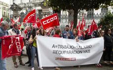 Los SAC endurecen las protestas por su equiparación salarial