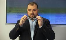 Adrián Barbón: «Estoy convencido de que Javier Fernández tendrá presencia en la campaña electoral»