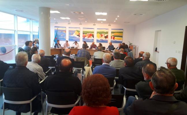 Gozón saca adelante la privatización del alumbrado público con el apoyo del PP