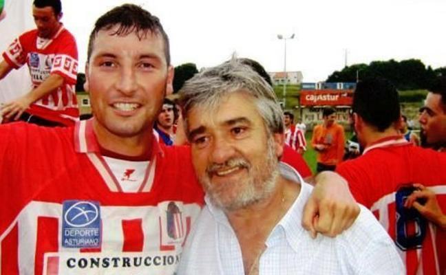 Muere Carlos Álvarez, presidente del Candás CF de 2005 a 2009