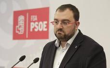 Barbón ve cumplido el objetivo del PSOE si se aprueba la moción o si dimite Rajoy