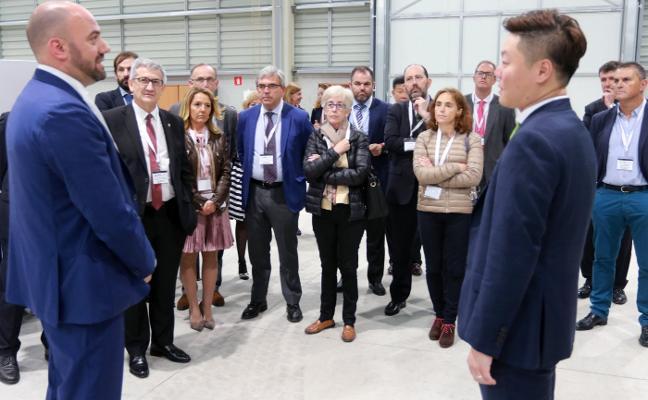 KPS abre en Morcín una planta de tecnología eléctrica única en España
