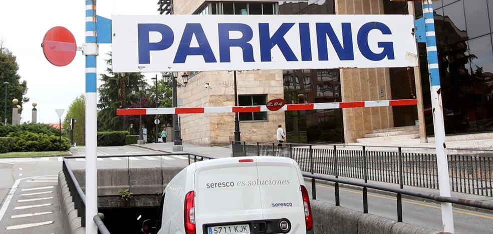 La Sareb evita el cierre del aparcamiento del Centro Cívico al asumir su gestión