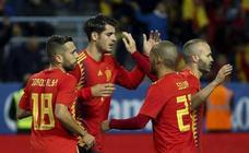 España - Suiza: horario y dónde ver el partido en directo y online antes del Mundial 2018