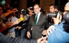 El restaurante donde se refugió Mariano Rajoy mientras se decidía su futuro político