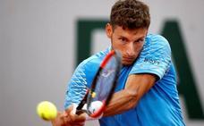 Pablo Carreño, eliminado de Roland Garros tras caer ante Cecchinato