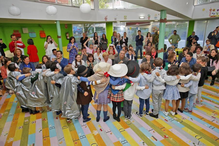 Fiesta fin de curso de la Escuela Infantil San Eutiquio