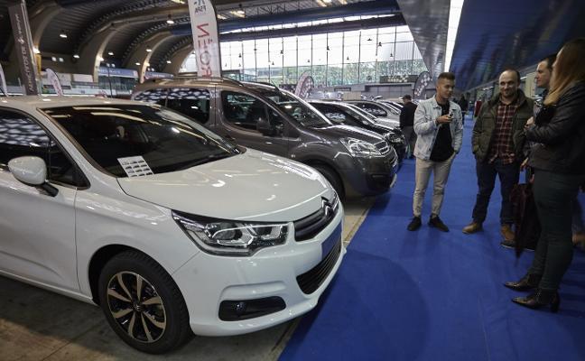 La Feria del Vehículo de Ocasión cierra con 4.000 visitantes