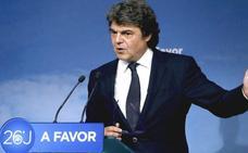 Jorge Moragas, vicepresidente de la Asamblea General de la ONU