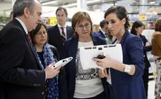 Carrefour estrena un sistema de comunicación para personas sordas