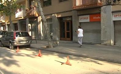 El presunto asesino de una niña en Barcelona escondió el cadáver bajo un colchón