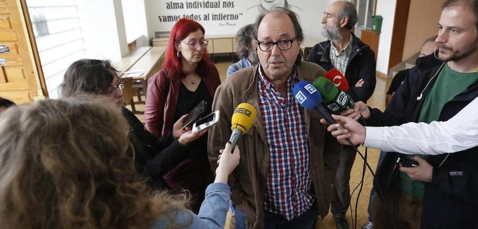 Mario Suárez insiste en su «responsabilidad» de cerrar las primarias «sin injerencias» antes de negociar la moción de censura en Gijón