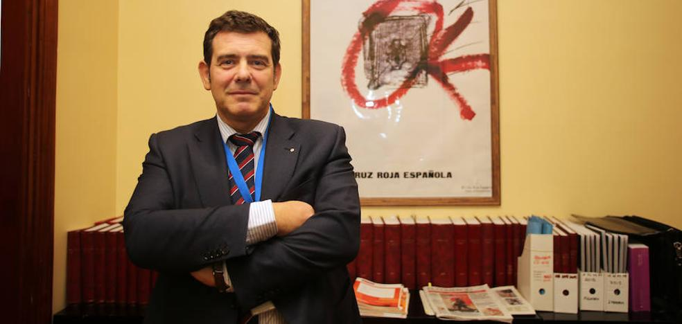 Cruz Roja reestructura la cúpula directiva de su hospital en Gijón