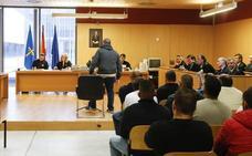 Los 17 procesados en Gijón por tráfico de drogas reconocen las hechos