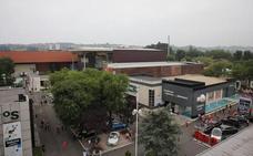 La Cámara defiende que el vial de la Feria «aliviaría el tráfico y mejoraría» Hermanos Castro