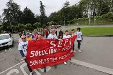 Los trabajadores de El Árbol de Llaranes se reunirán con la alcaldesa