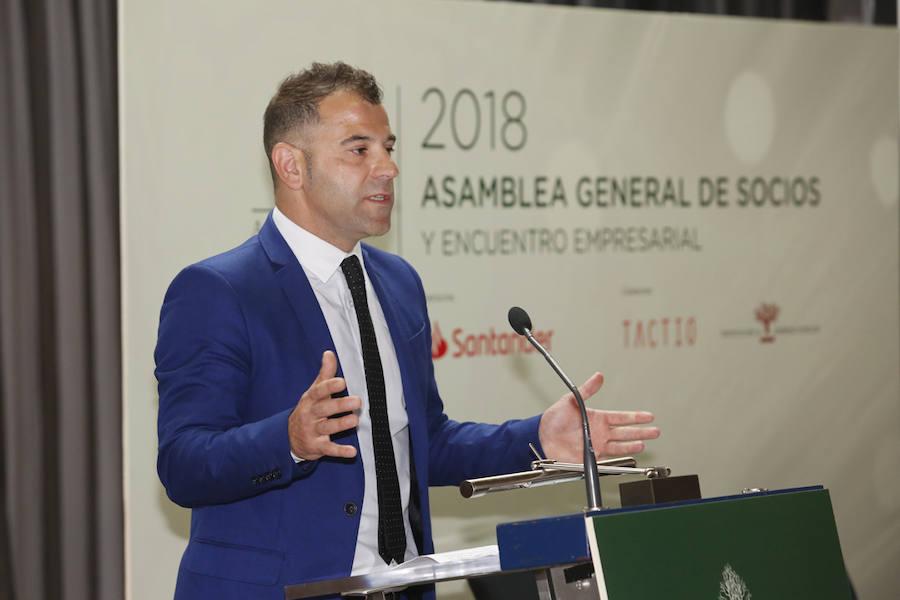Asamblea general de la Asociación Asturiana de Empresa Familiar (Aefas)