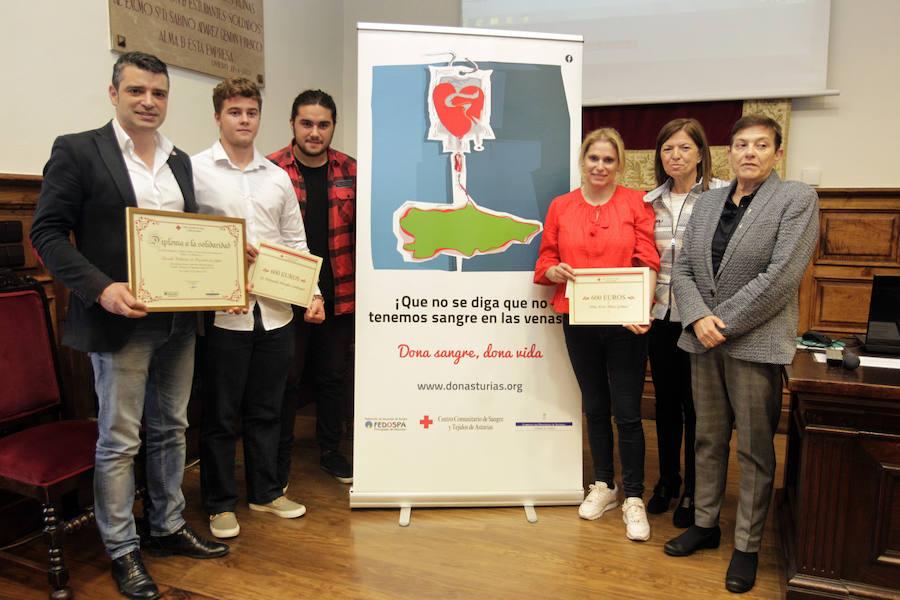 La Universidad de Oviedo supera las 1.200 donaciones de sangre