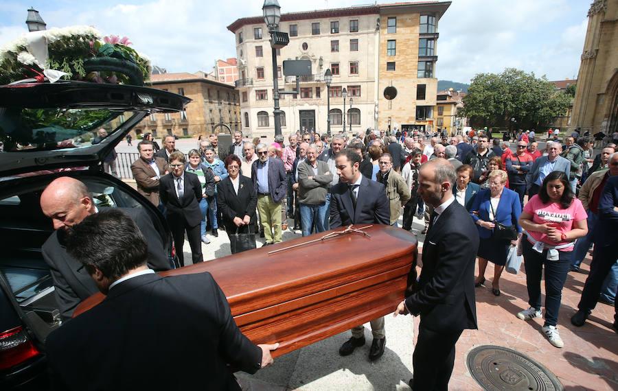 Oviedo despide a Serafín García, fundador de la sidrería El Ovetense
