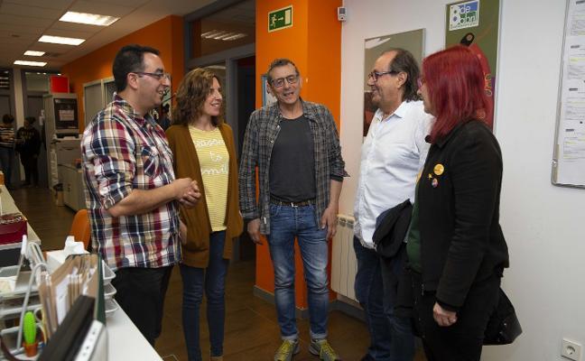 Mario Suárez cierra la puerta a que José María Pérez sea el candidato a la Alcaldía de Gijón
