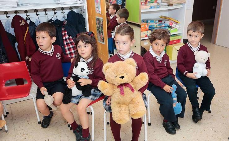 Taller 'Teddy Bear' en las Dominicas de Gijón