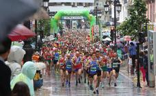 David Ginzo y Beatriz Tenreiro ganan los 10 Kilómetros de Avilés