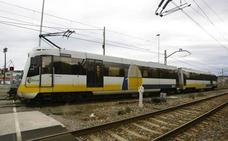 Agresión en un tren de Feve de la línea Gijón-Cudillero