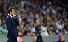Lopetegui: «Tengo claro quién será el lateral derecho ante Portugal»