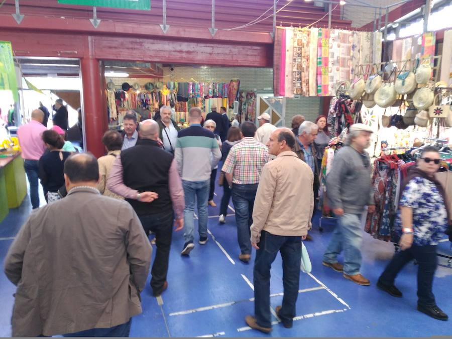 Vegadeo celebra la LV Feria de Muestras