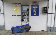 Dos detenidos por dieciséis robos en iglesias y gasolineras