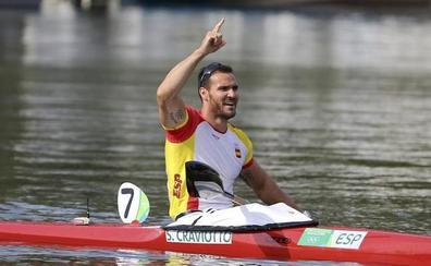 Saúl Craviotto, campeón de Europa