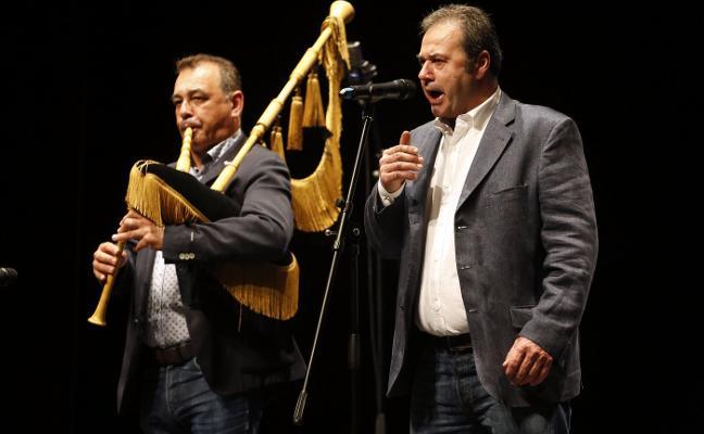 La canción asturiana se pone difícil en Siero