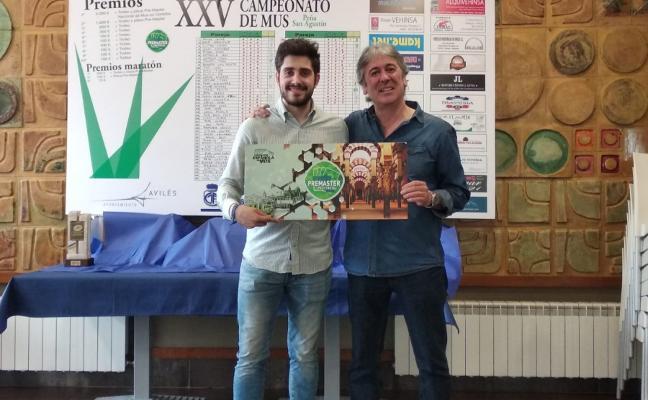 Sergio y Pepe, del Bar Campy, campeones del XXV torneo San Agustín
