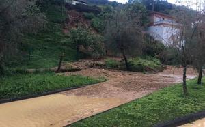 El Ayuntamiento de Villaviciosa pide medidas urgentes ante los múltiples argayos del concejo