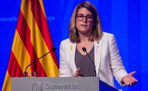 Torra exige a Borrell que matice sus «mentiras» sobre el riesgo de confrontación civil en Cataluña