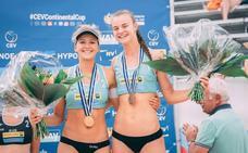 La gijonesa Daniela Álvarez y la madrileña Tania Moreno, a los Juegos Olímpicos de Juventud de Argentina