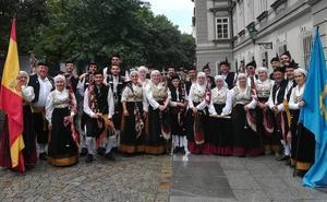 Las gaitas triunfan en la República Checa