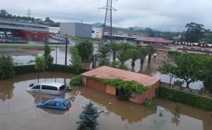 Última hora de las inundaciones en Asturias
