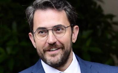 Màxim Huerta, casero de Iñaki López